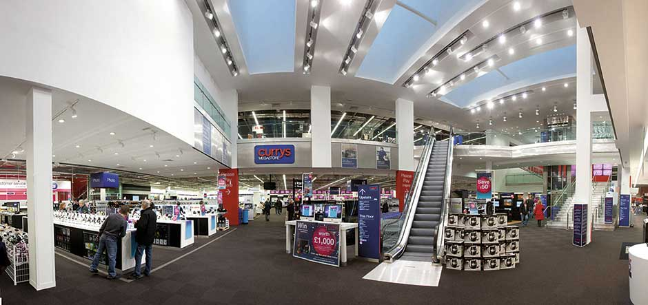 OSC helps Dixons Retail transform the way its employees work