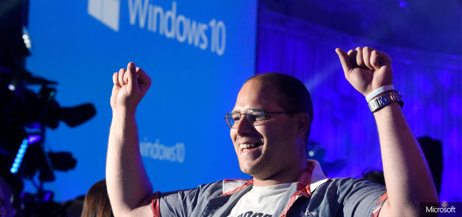 Microsoft releases preview of latest Windows 10 build