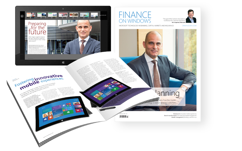 Finance on Windows