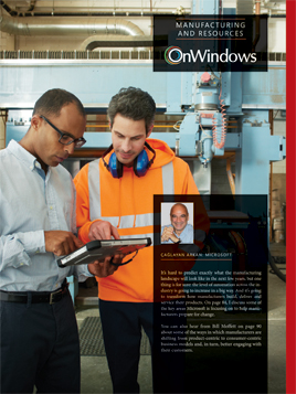 OnWindows - Spring 2015