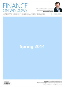 Finance on Windows - Spring 2014